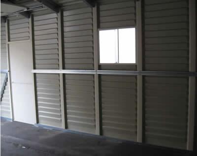 DuraMax Vinyl Garage / Barn Window