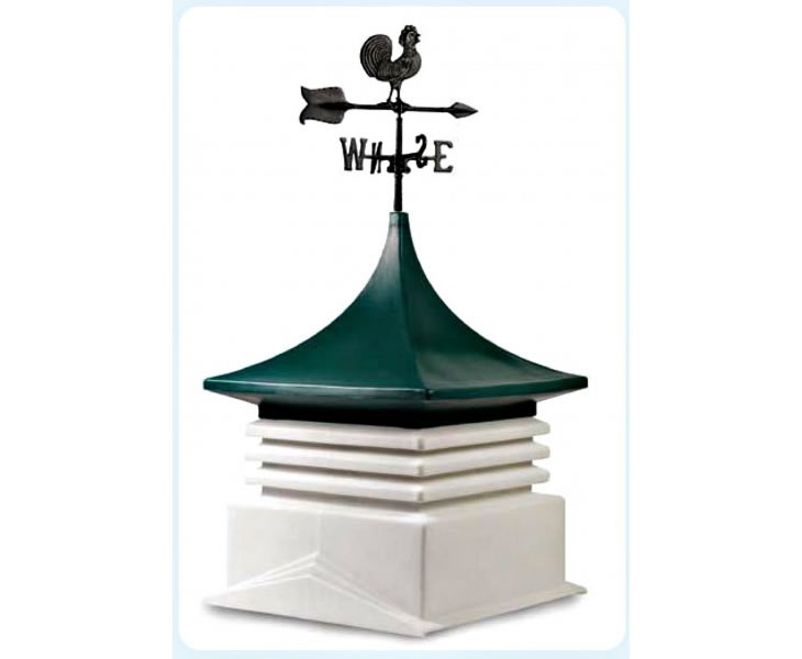 AG-CO Medium Storage Shed Cupola w/ Weathervane