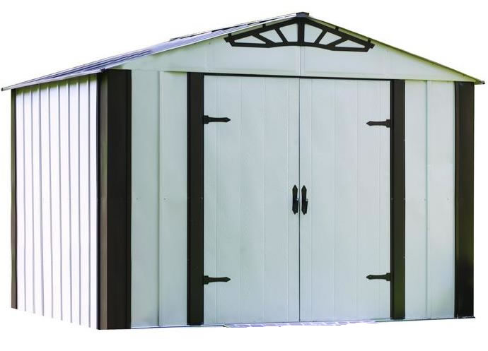 Arrow 10x8 Designer Series Steel Shed Kit