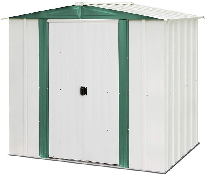 Hamlet 6x5 Arrow Metal Storage Shed Kit