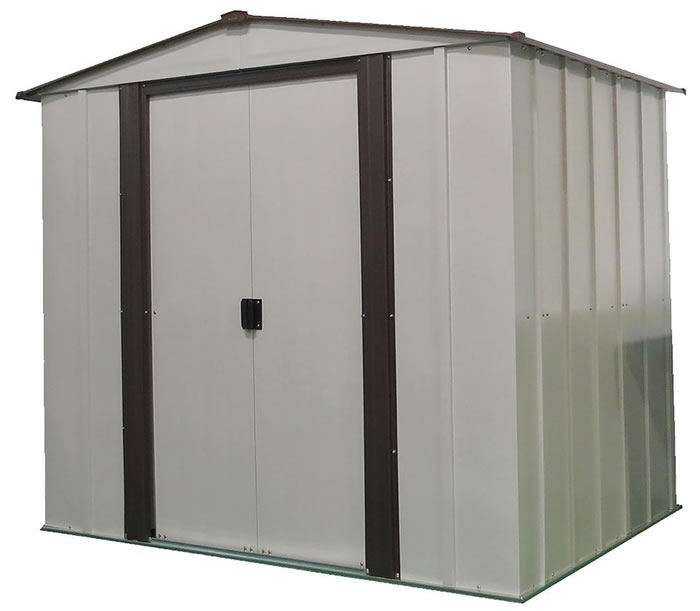 Newburgh 6x5 Arrow Storage Shed Kit