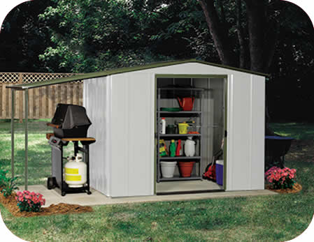New Storage Shed Kits And Building Products