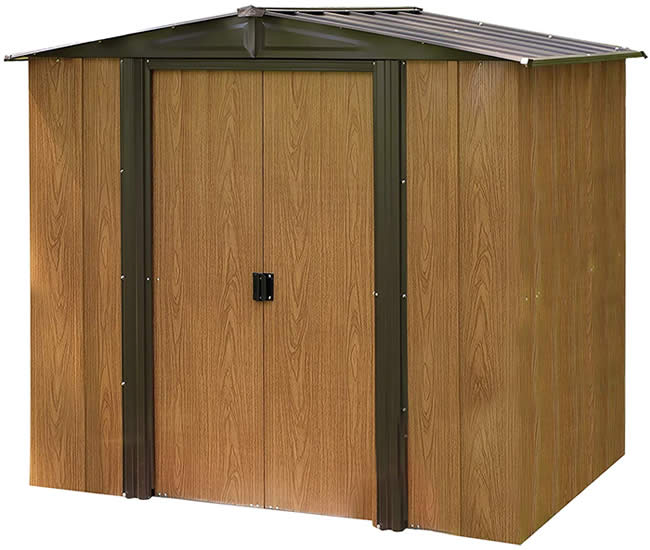 woodlake 6x5 arrow storage shed