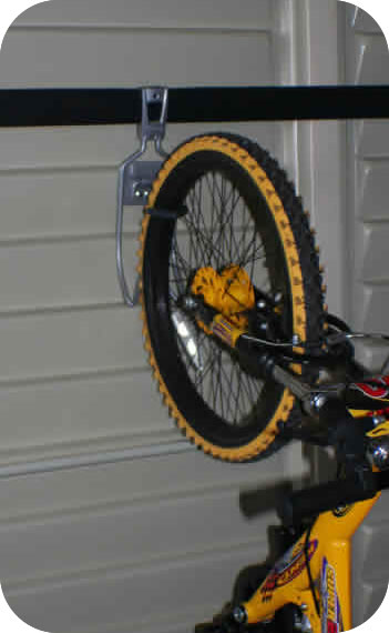 DuraMax Storage Sheds Bike Hanging Hook