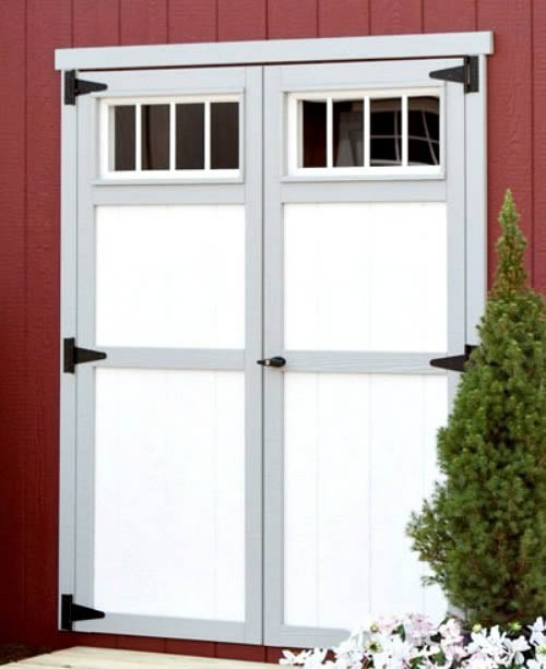 Optional Transom Door Windows