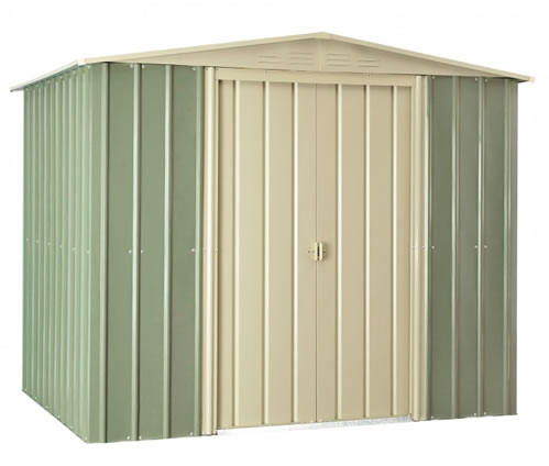Globel Steel Sheds