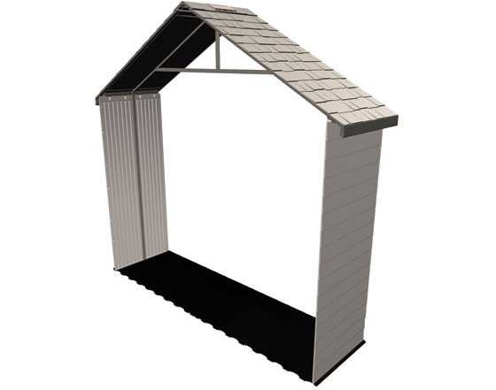 Lifetime 11' Storage Shed Extension Kit
