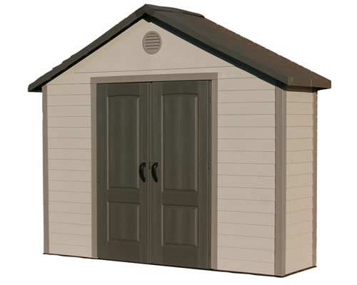 lifetime storage shed instructions 1