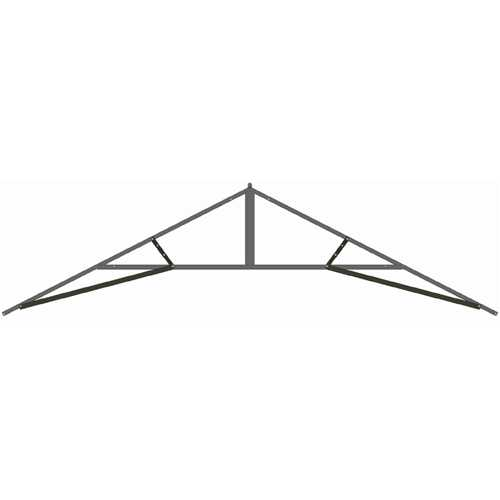 Lifetime 15ft Sheds Complete Truss Snow Load Kit