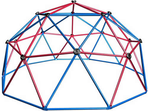 Lifetime Multi-Color Dome Climber