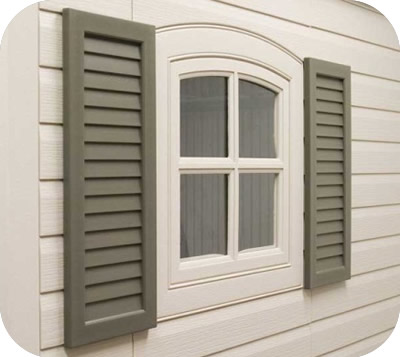 Lifetime Shed Shutters Kit For 8ft And 11ft Sheds