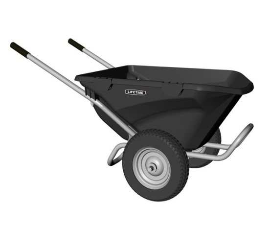Lifetime Wheelbarrow