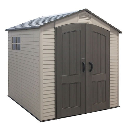Easy Building Shed And Garage: Plastic storage shed will ...