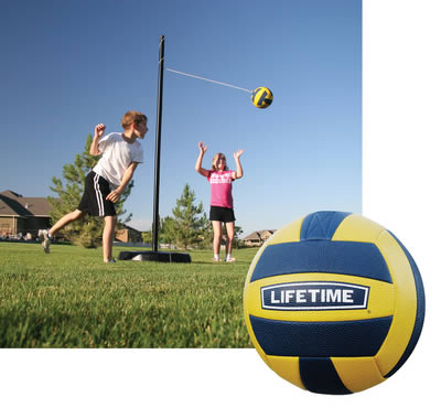 Lifetime Portable TetherBall Set