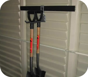 DuraMax Storage Sheds Multi Purpose Hook