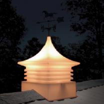 Shed Cupola Lighting Option