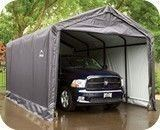 ShelterLogic Fabric Sheds