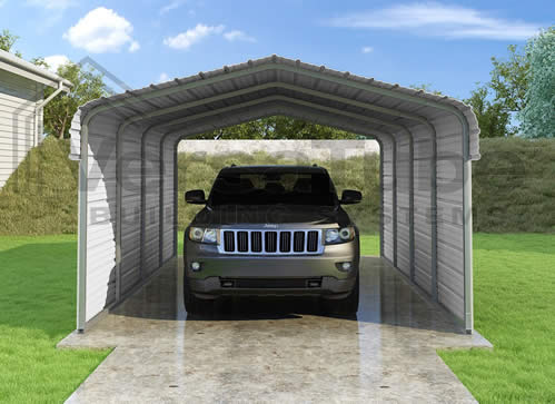 Drive through access, easy entry and exit from both sides!