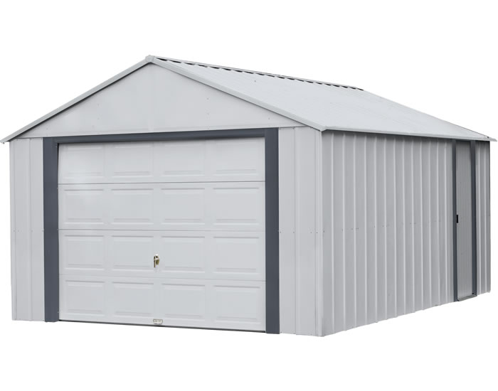 Arrow 12x17 Murryhill Storage Garage Kit