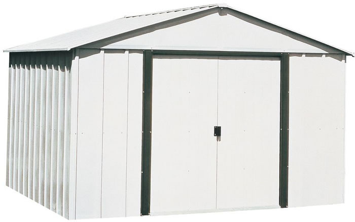 Arlington 10x8 Arrow Storage Shed