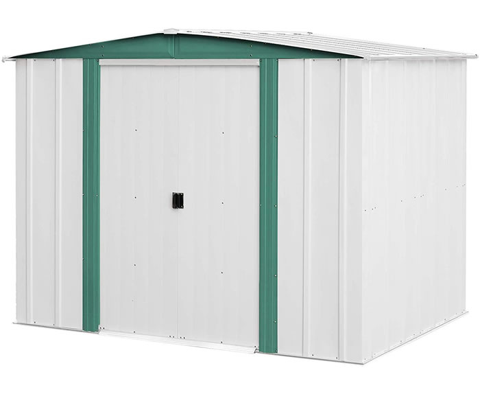 Hamlet 8x6 Arrow Storage Shed