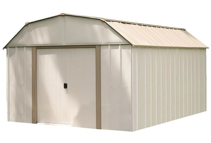 Metal Sheds - Steel Storage Shed Kits