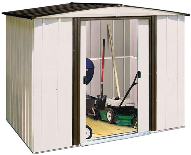 Newburgh 8x6 Arrow Storage Shed