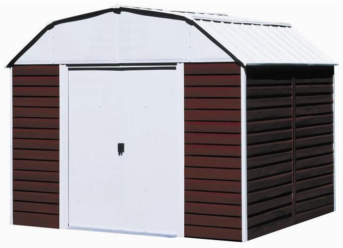 Red Barn 10x14 Arrow Storage Shed