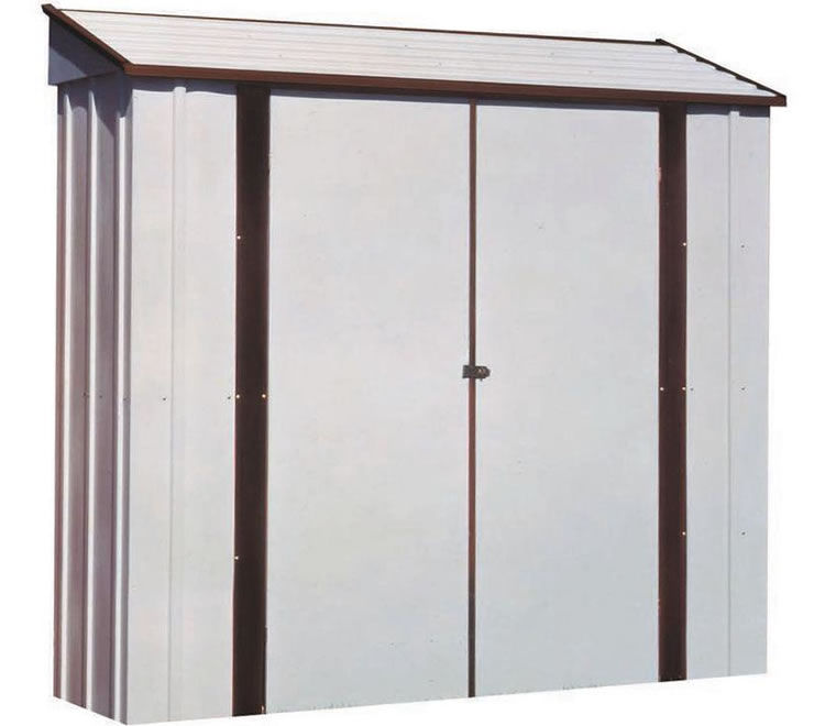 Charmant Storage Locker 7x2 Arrow Storage Shed