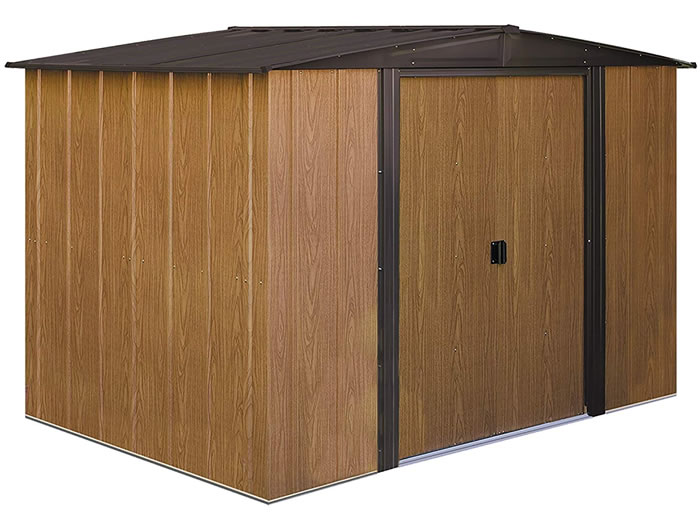 Garden Sheds Wooden wood sheds - wooden storage shed kits