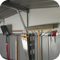 Bon Arrow Storage Sheds Tool Hanging Rack