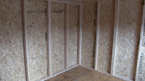 Best Barns Brookhaven 16x10 Wood Storage Shed Kit
