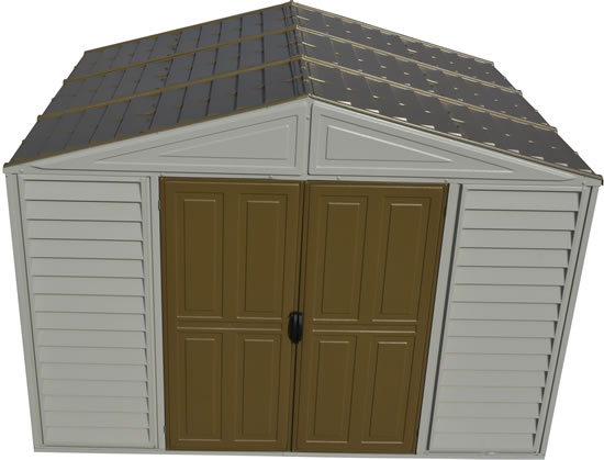 Simulated Shingle Roof Design