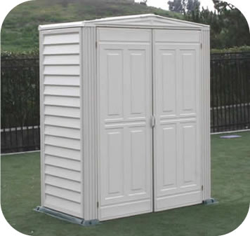 Small storage sheds garden buildings for Small sheds for sale