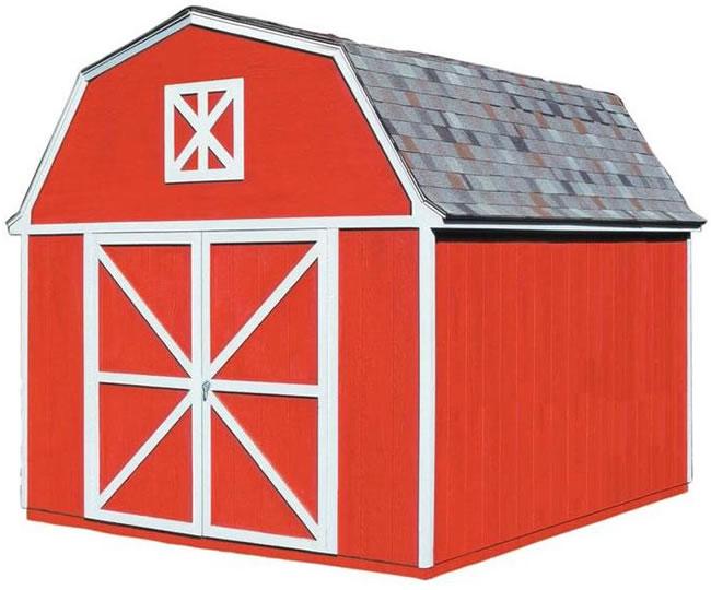 10x10 shed kits home depot