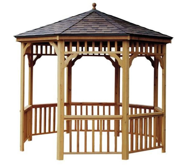 Handy Home 10ft San Marino Octagonal Gazebo Kit