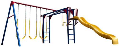 Extra Large Swing Set, what a value!