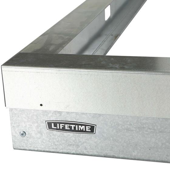 Lifetime Shed Metal Foundation Kit Corners
