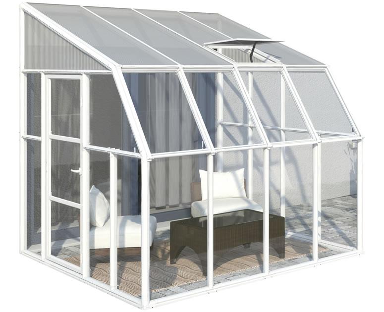 Greenhouses - Arrow, DuraMax & Handy Home Brands