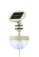 GS-33K Crown Solar Shed Light