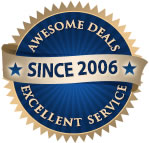 Awesome Deals & Industry Leading Service Since 2006!