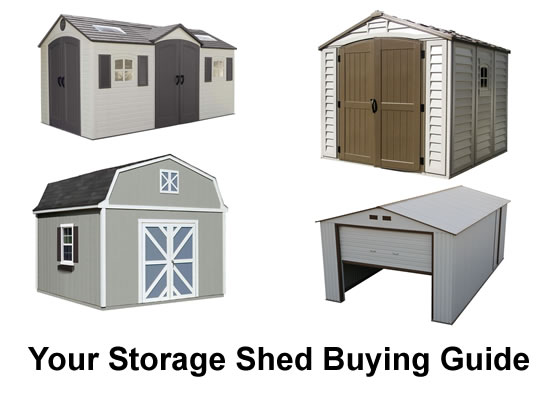 Storage Shed Buying Guide ShedsForLessDirect.com